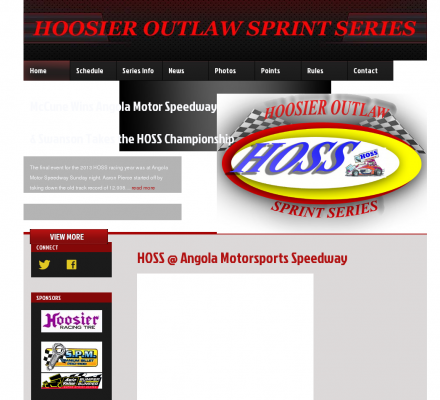 Auto Racing Indiana on Description   Sports  Motorsports  Auto Racing  Sprint Cars   Hoosier