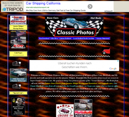 Sports Motorsports Auto Racing News  Media on Sports  Motorsports  Auto Racing  News And Media   Gerry S Classic