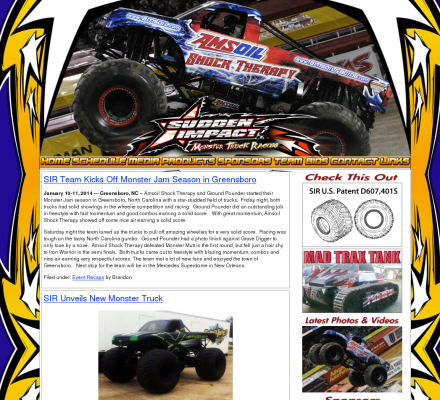 Sports Motorsports Auto Racing Monster Trucks on Description Sports Motorsports Auto Racing Monster Trucks Sudden