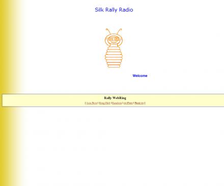 Auto Racing Rallying on Auto Racing  Rallying   Silk Rally Radio  Motorsport Rallying