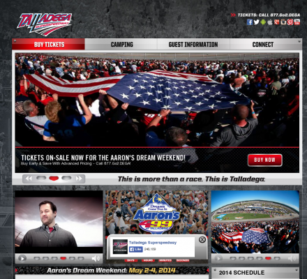 Winston  Auto Racing on Available From The Track That Hosts Nascar Winston Cup Racing Events