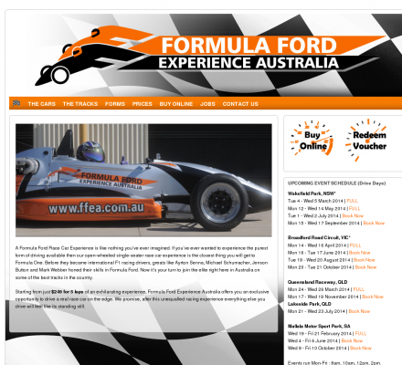 Auto Racing Consultants on Auto Racing  Schools And Instruction   Peter Finlay S Racing