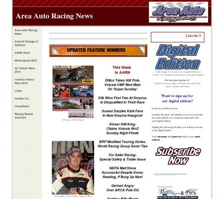 Scale Auto Racing News on Shopping  Sports  Motorsports  Auto Racing   Area Auto Racing News