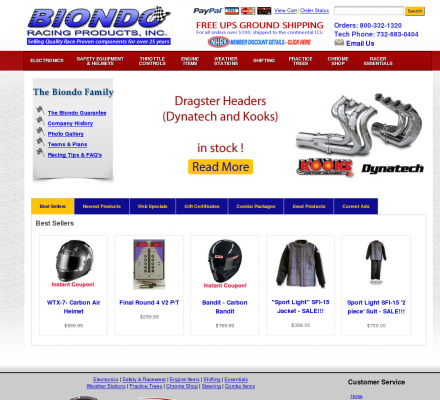 Auto  Wooden Drag Racing  on Biondo Racing Products   Complete Line Of Drag Racing Parts And
