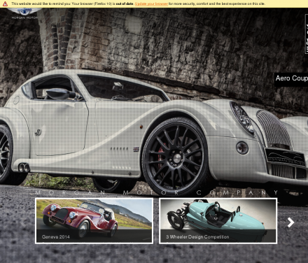 Auto Racing Tour Company on Recreation  Autos  Makes And Models  Morgan   The Morgan Motor Company