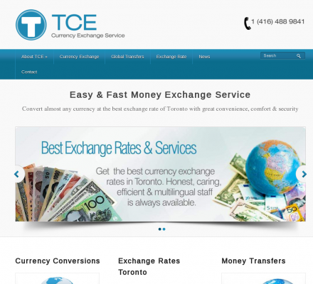 Description Toronto Currency Exchange Provides Services In At The Best Rate We Also Provide Money Transfer And