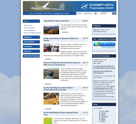 Schempp-Hirth Flugzeugbau GmbH - Manufacturers of the ...
